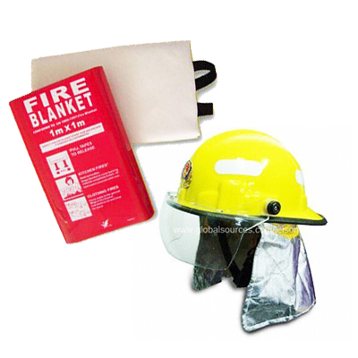 Safety & Fire-Fighting Equipment