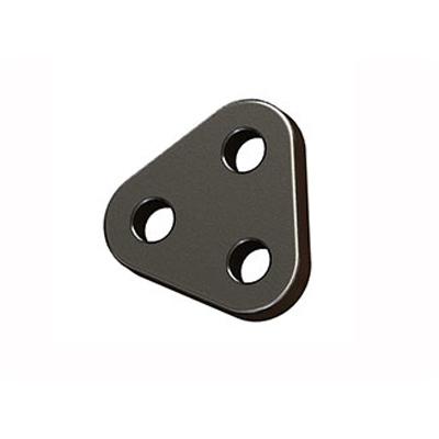 Chain Accessories Delta Plate ISSA Code: 01.002.00IMPA Code: 123456