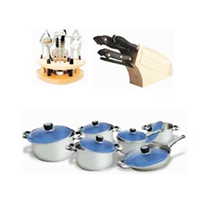 Cooking Utensils ISSA Code: 17-01-01IMPA Code: 2500101