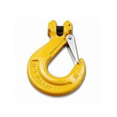 Clevis slip hook ISSA Code: 21-01-01IMPA Code: 4100101