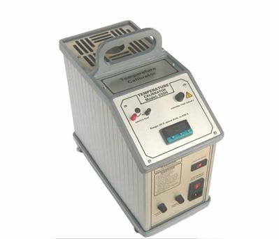 Nagman Medium Temp Dry Block Calibrator, Model Etc600-2 ...